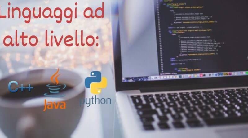 Java Python o C tre linguaggi di programmazione a confronto