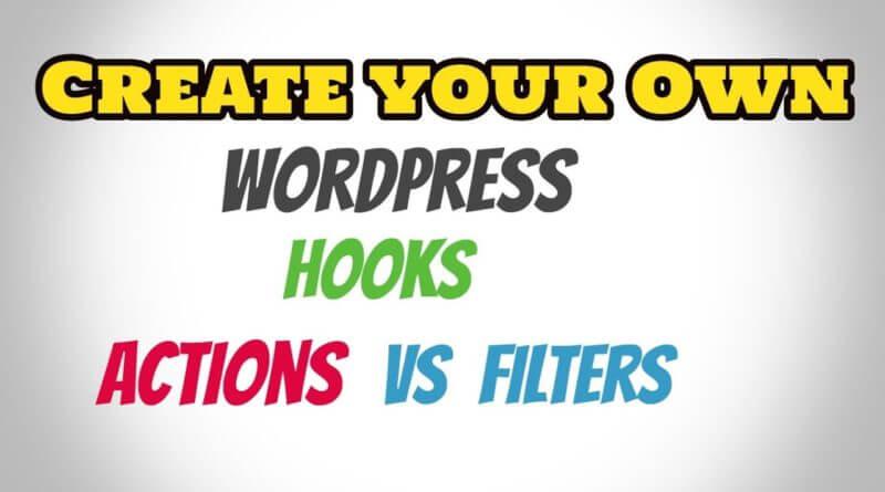 hook di wordpress