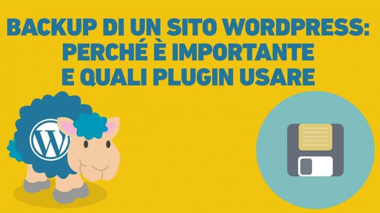 Come eseguire il backup di un sito Web utilizzando un plug-in di backup di WordPress