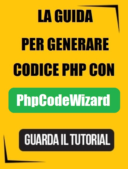 PhpCodeWizard