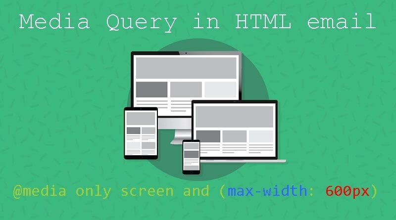 Utilizzo di Media Query nell'e-mail HTML