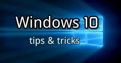 Windows 10 trucchi e segreti