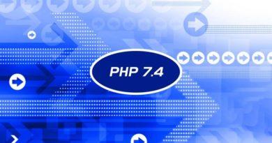 php 7.4 - novità