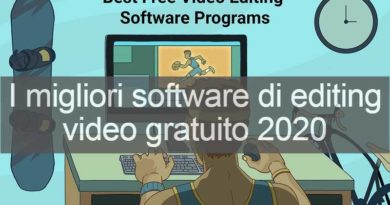 i migliori software di editing video