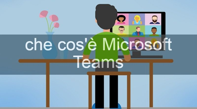 Cos'è Microsoft Teams