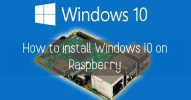windowsonraspberry
