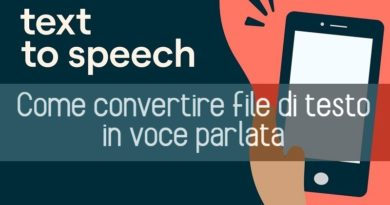 Miglior Text To Speech