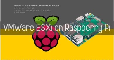 vmware on raspberry pi