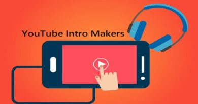 how to create a free youtube intro