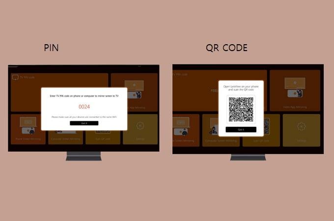 ome condividere lo schermo in windows 10