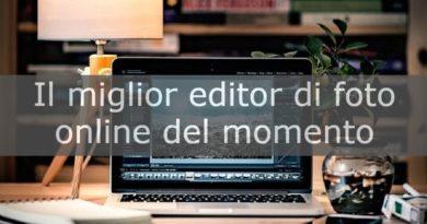 miglior editor di foto online
