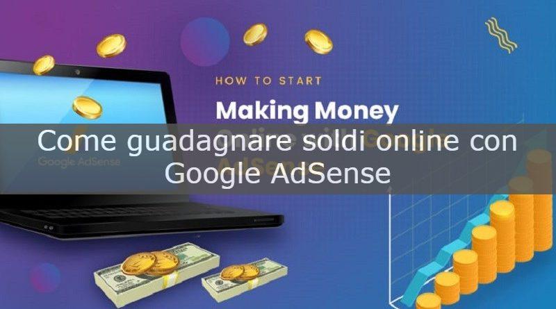 come guadagnare soldi online