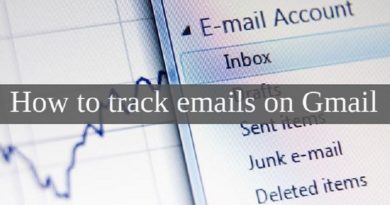 how to track emails
