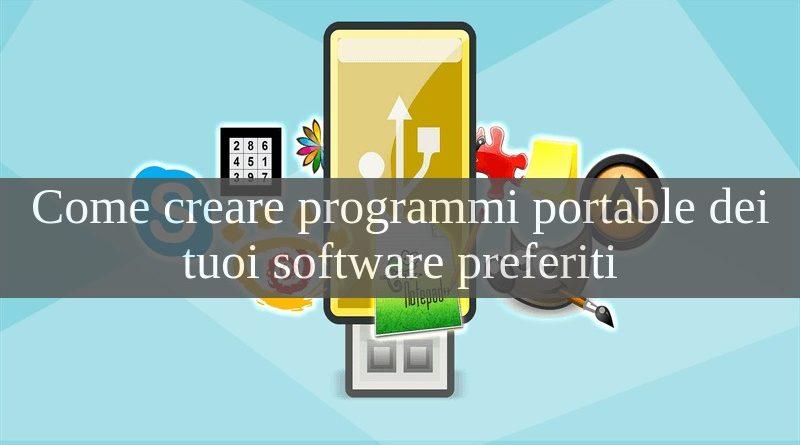 programmi portable
