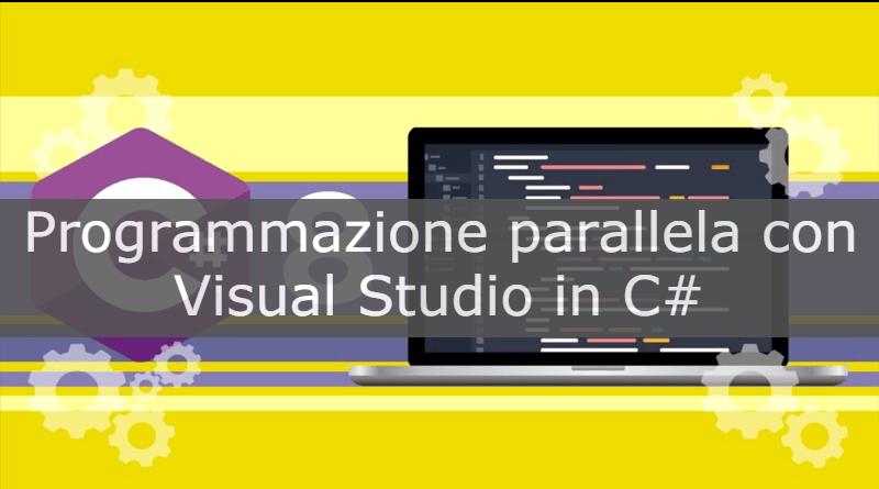 visual studio in c#