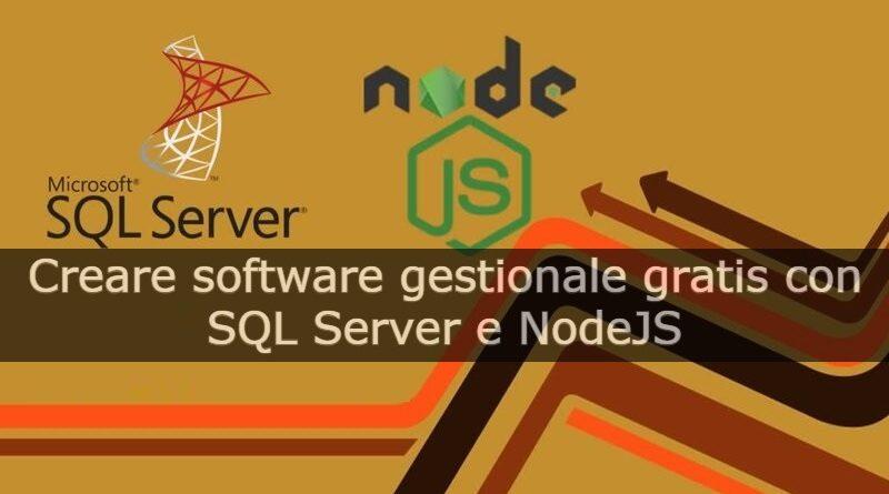 software gestionale gratis